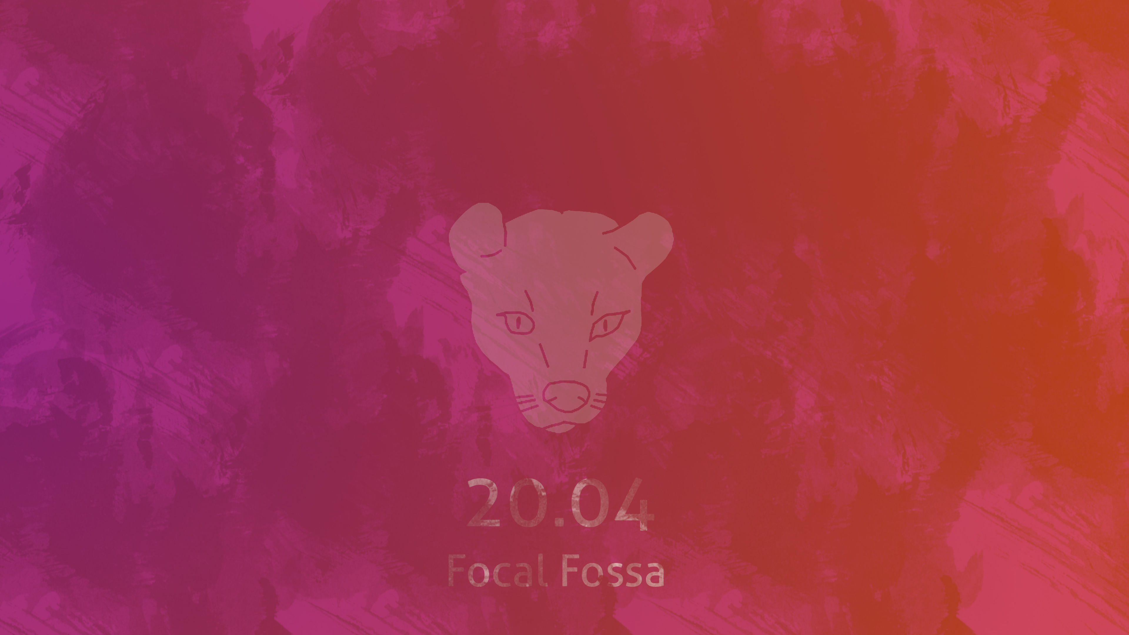 fossa wallpaper white